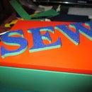 Sewing Box - All Sewn Up