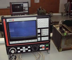 REPARACION CNC FAGOR 8050
