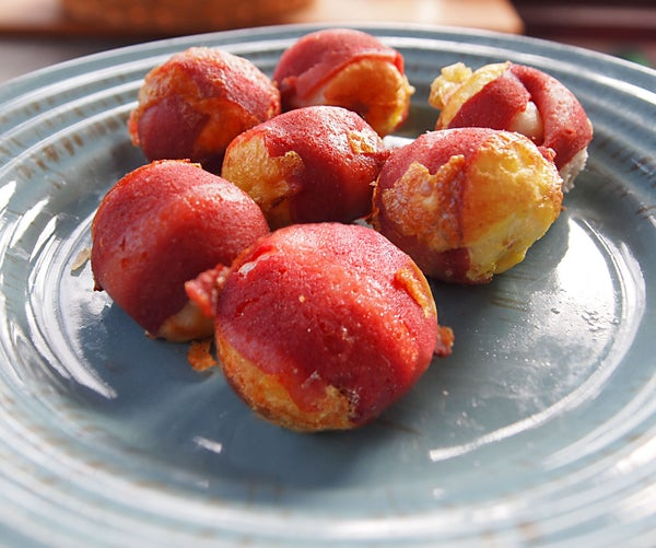 Bacon Pops