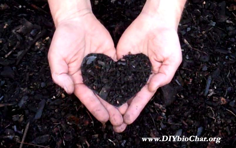 Make your own BioChar and Terra Preta