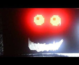 Robotic Eyes by Arduino
