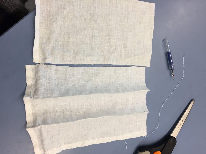 Preparing Your Fabric