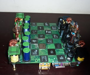 Micro Processor Chess Set