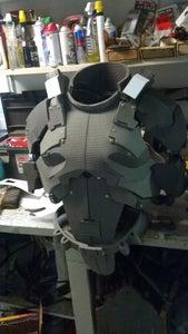 How to Make Foam Armor