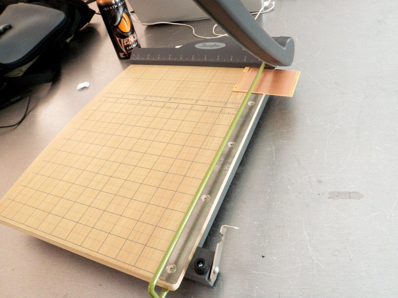 Prep the Circuit Board