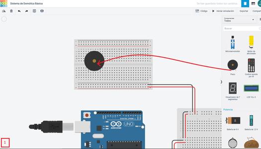 ¡Agreguemos Los Componentes! - Botones + Buzzer