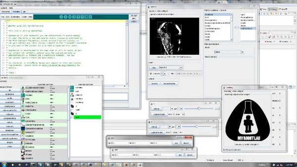 Fun With an Arduino, or How I Learned to Love Myrobotlab Software...