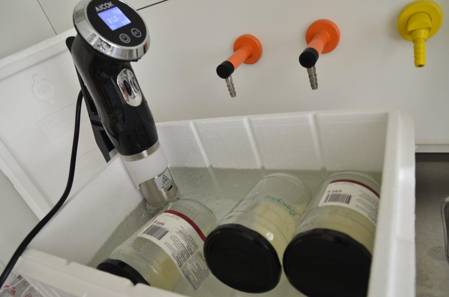 Pasteurization and Homogenization