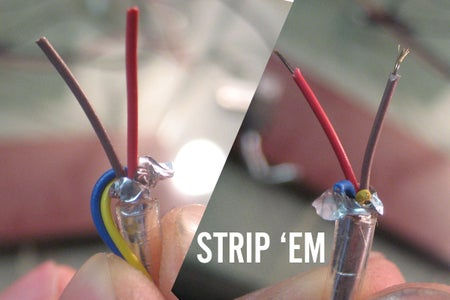 Handle/Electronics: Trimmin'