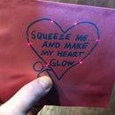 Lit Valentines Card