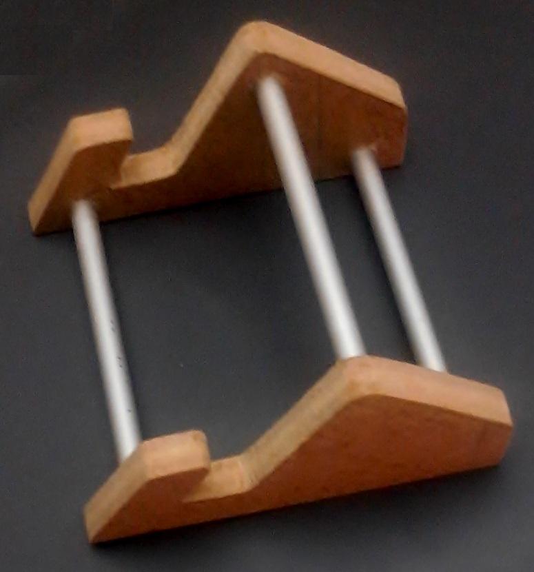 TABLET STAND, sketchup design file ....