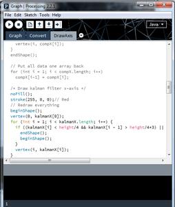 Code - Processing