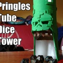 Pringles Tube Dice Tower