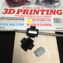 5/16-18 Nut Holder for RepRap Z-axis
