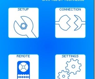 Tablet Remote:Control Android Device With Another Android Device