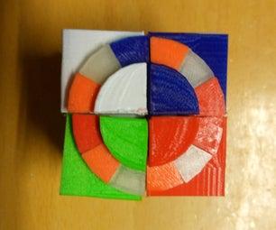 3d Printed Smaz Time Machine (2x2x2 Mod)