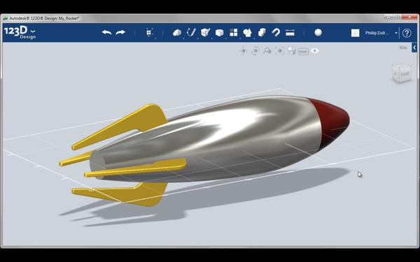 Design a Custom Model Rocket