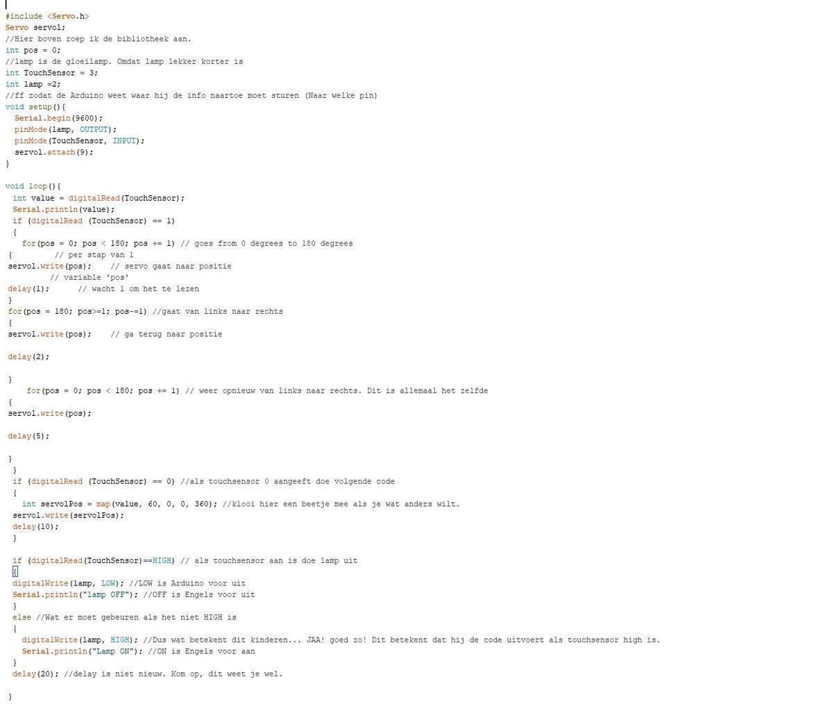Stap 2: Hoera! Tijd Voor De Code!!