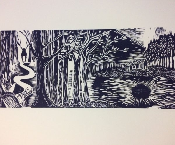 Relief Printing: Woodblock Edition