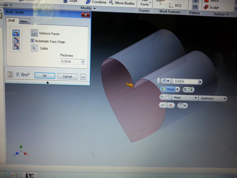 @TechShopMP Thin Walls for Makerbot 3D Printing