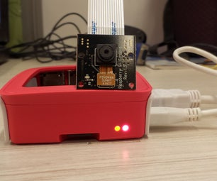 Time Lapse Photography With RPI and Pi Camera
