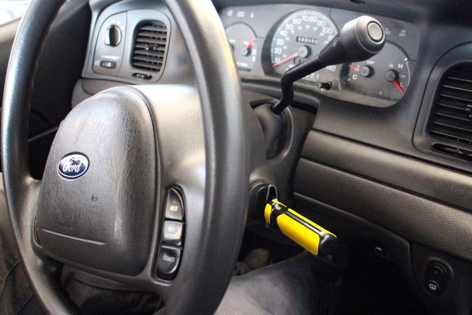 Screwdriver Car Key