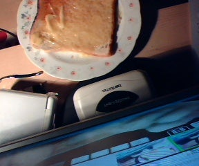 Instant Chesse on Toast
