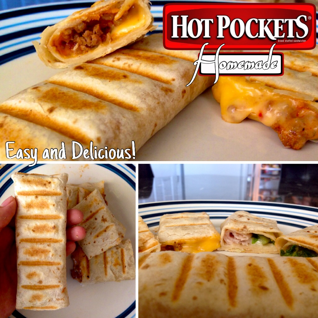 How To Make Hot Pockets (Homemade)