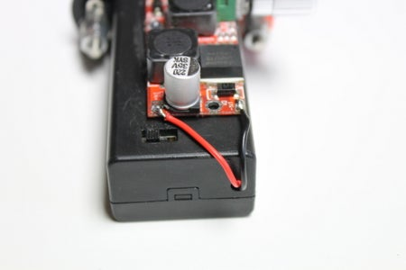The Battery Case
