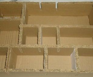 Adjustable Shelve Box
