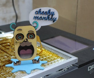 Easy Laser Cutter Projects