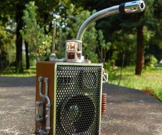 Voicetron - Voice Recording Toy