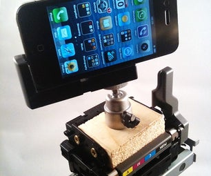 Diy Motorised Iphone Slider