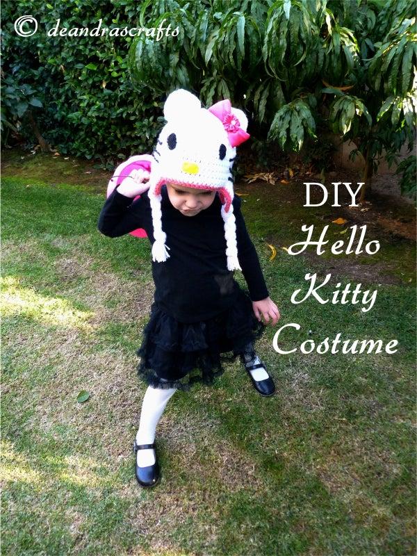 Hello Kitty Child's Costume