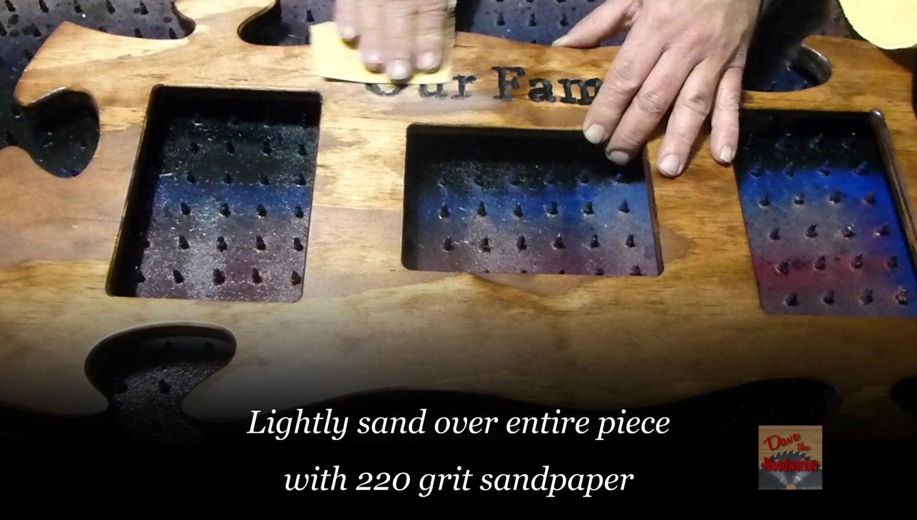 Sand Again