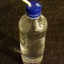 Slowflow watering decanter
