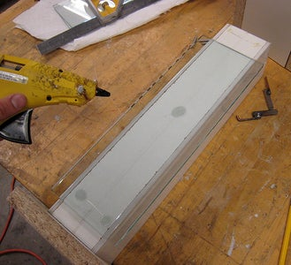 Preparing the Mold