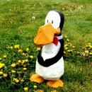 Opus the Penguin