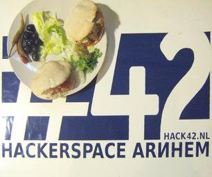 """Falafel """"Hackers' Delight"""""""