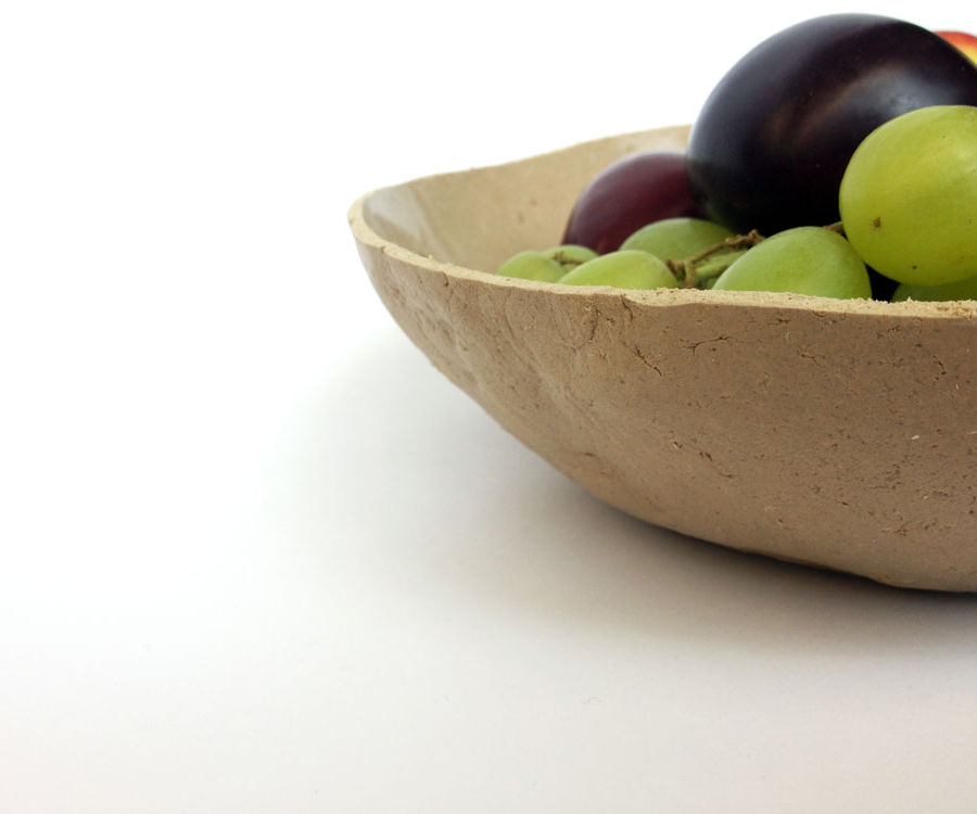 Tableware Made From 'Wood Silicone'