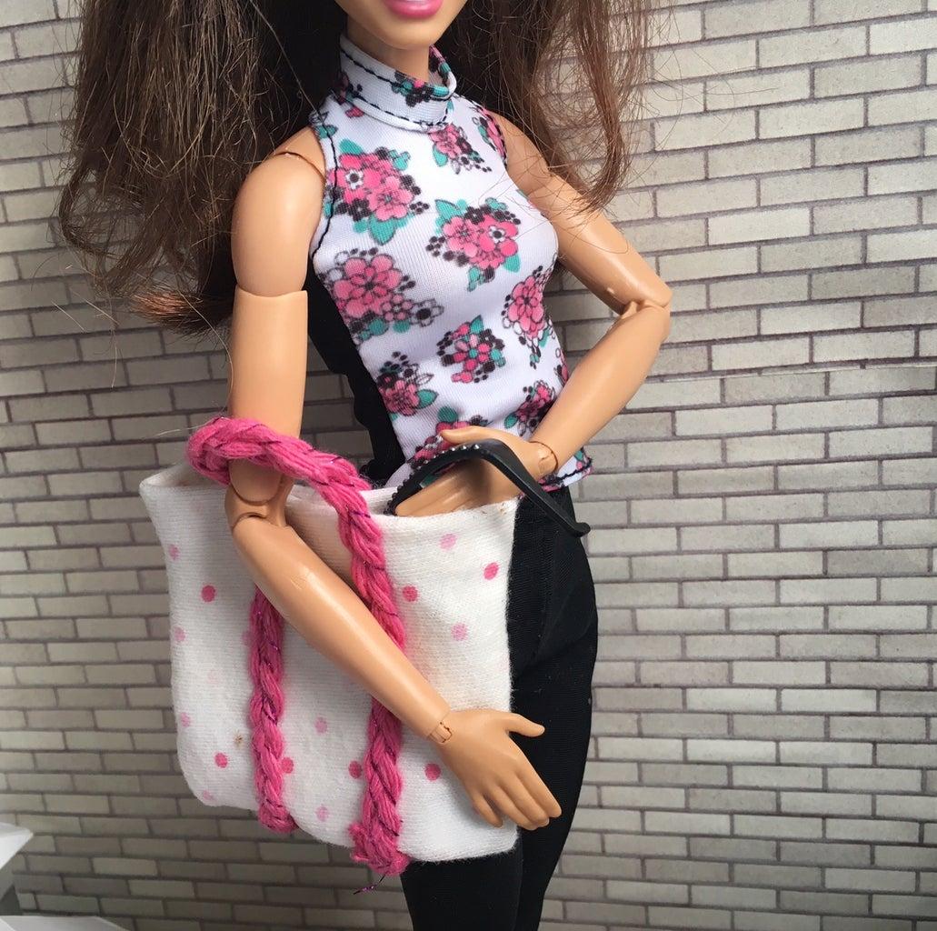 Make Some Accessories for Barbie's Wardrobe