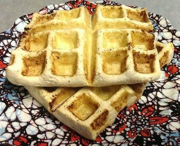 Waffle the Tofu