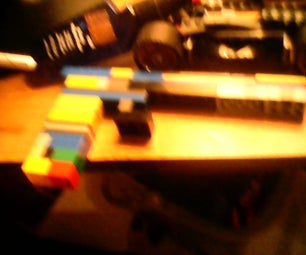 Lego Pistol 077