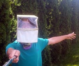 DIY Powered Air-purifying Respirator
