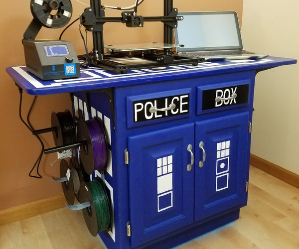 CARTIS: the TARDIS Crafting Cart