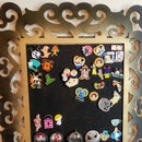Easy Pin-boards