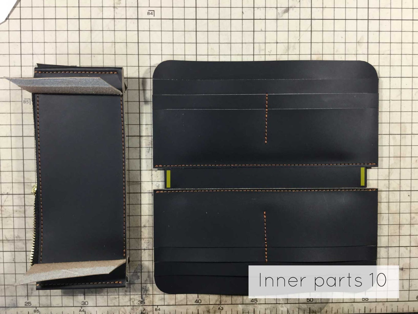 Inner Parts Assembly 5~10