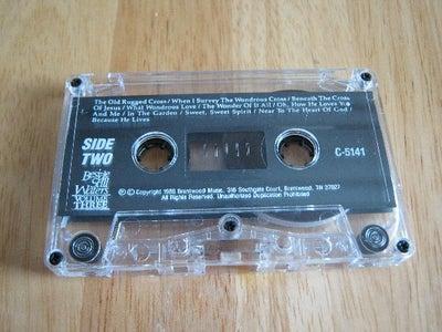 De-construct Your Cassette Tape