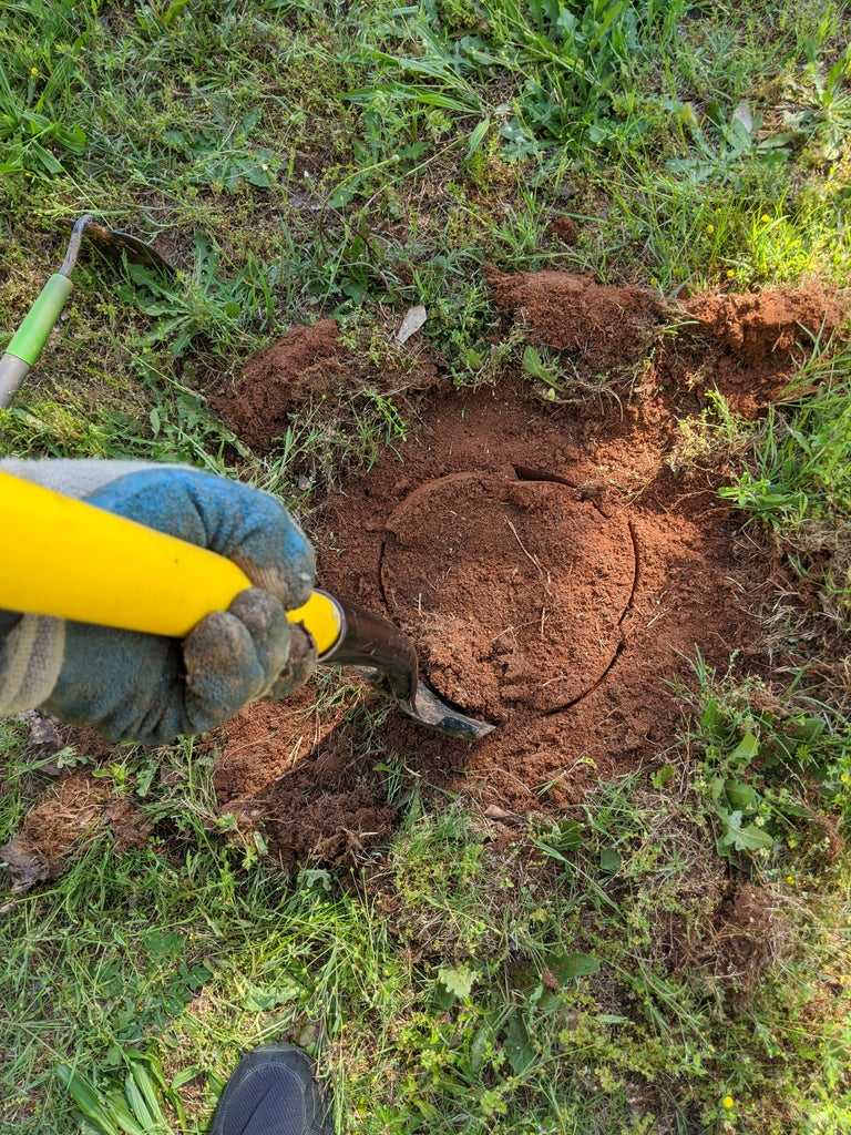 Breaking Up the Soil