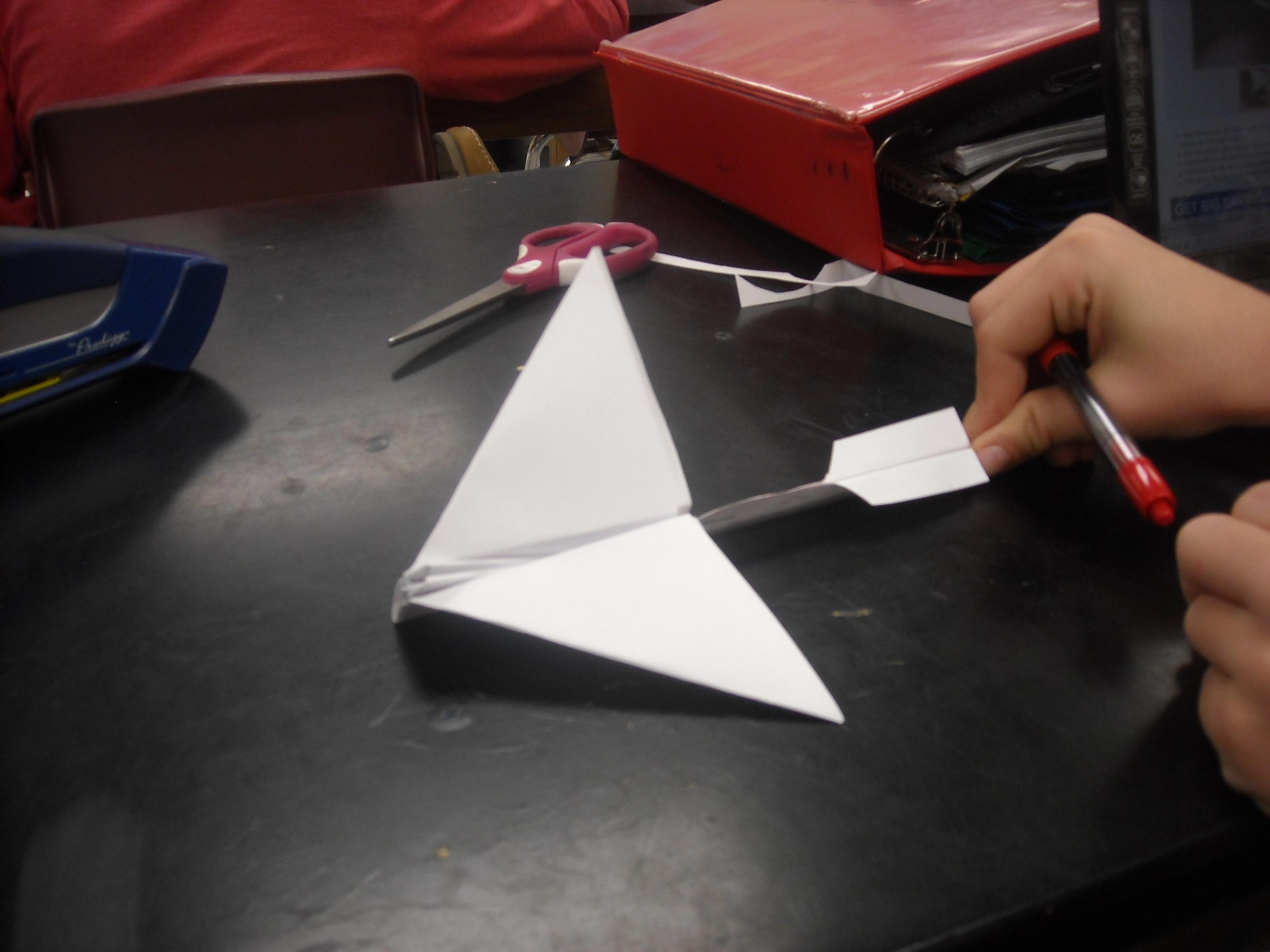 Best Paper Airplane!!!